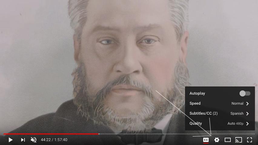 A Través de Los Ojos de Spurgeon - Documental